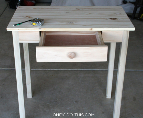 small space desk