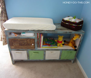 Build a Changing Table