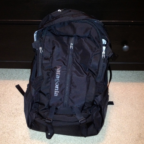 The Patagonia Refugio 28l Daypack Now Here S A Diaper Bag For Dads