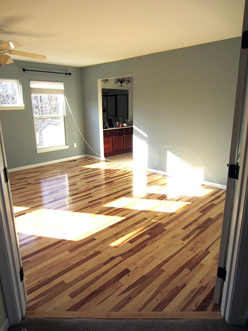 How to install a hardwood floor – Part One