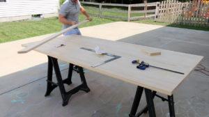 Build a Farmhouse Dining Table: Part 1