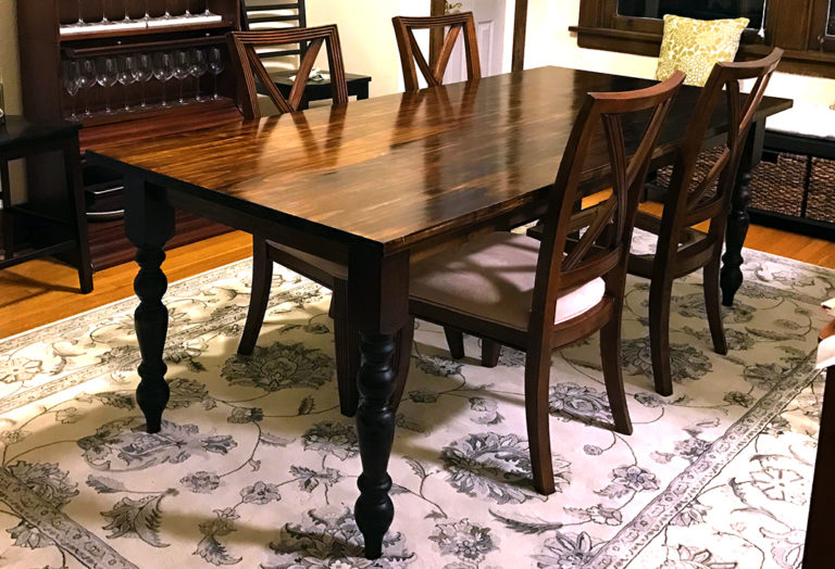 Read more about the article Build a Farmhouse Dining Table: Part 2