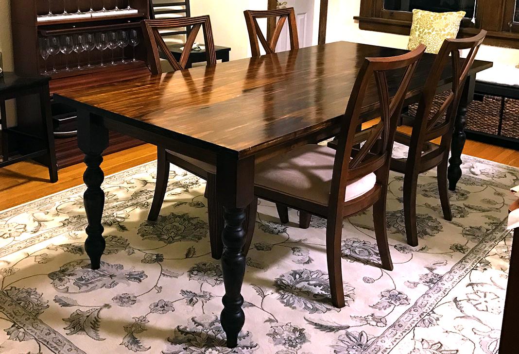 Build a Farmhouse Dining Table: Part 2