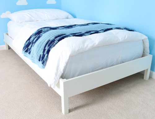 M-Series DIY Bed Frame